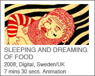 Att Sova och Drömma om Mat Sleeping and Dreaming of Food
