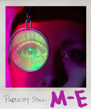M-E: A VIDEO SELFIE by Emie (Eva-Marie Elg)