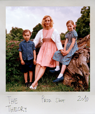 The Theory Heather, Esme and Flynn Allen-Quarmby